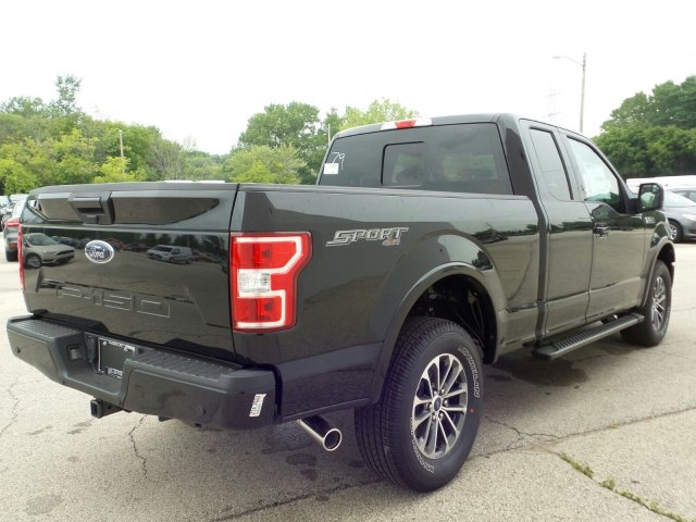 2018 F-150 Super Cab 4x4,  Pickup #8FP377 - photo 9