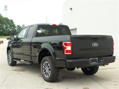 2018 F-150 Super Cab 4x4,  Pickup #8FP377 - photo 2