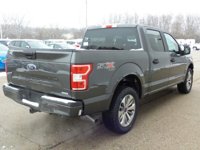 2018 F-150 SuperCrew Cab 4x4,  Pickup #8FP516 - photo 9