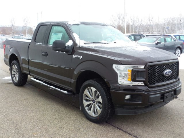 2018 F-150 Super Cab 4x4,  Pickup #8FP517 - photo 3