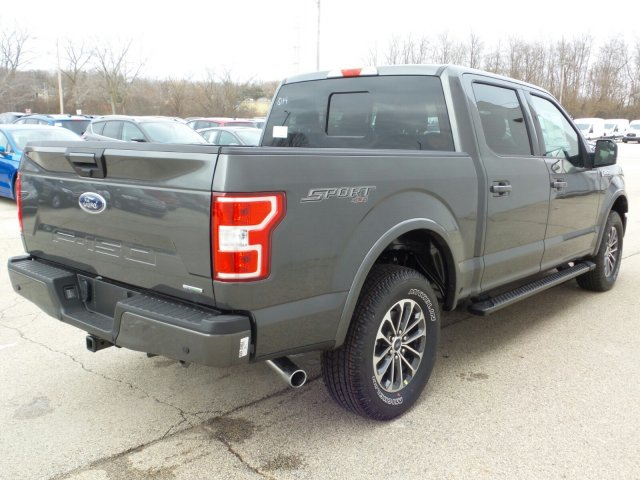 2018 F-150 SuperCrew Cab 4x4,  Pickup #8FP523 - photo 9