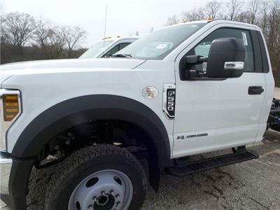 2018 F-550 Regular Cab DRW 4x4,  Cab Chassis #8FT029 - photo 3
