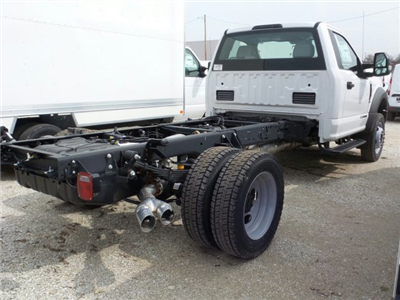 2018 F-550 Regular Cab DRW 4x4,  Cab Chassis #8FT029 - photo 2