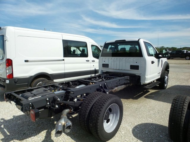 2018 F-550 Regular Cab DRW 4x4,  Cab Chassis #8FT056 - photo 13