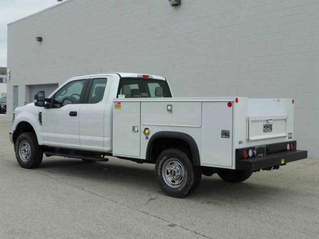 2018 F-250 Super Cab 4x4,  Service Body #8FT058 - photo 2
