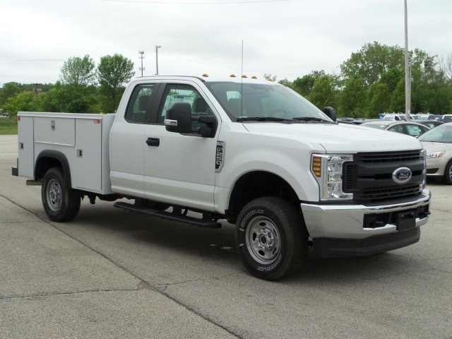 2018 F-250 Super Cab 4x4,  Service Body #8FT058 - photo 4