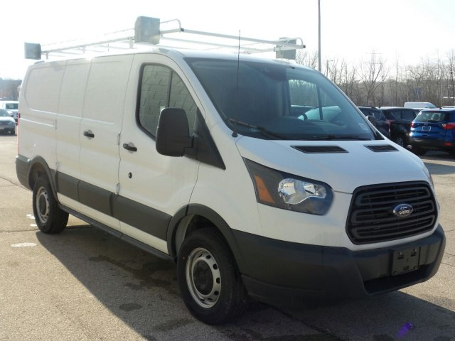 2018 Transit 250 Low Roof 4x2,  Adrian Steel Upfitted Cargo Van #8TR028 - photo 8