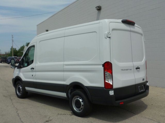2018 Transit 250 Med Roof 4x2,  Empty Cargo Van #8TR031 - photo 3