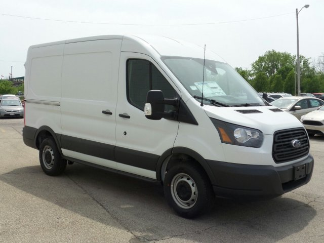 2018 Transit 250 Med Roof 4x2,  Empty Cargo Van #8TR031 - photo 5