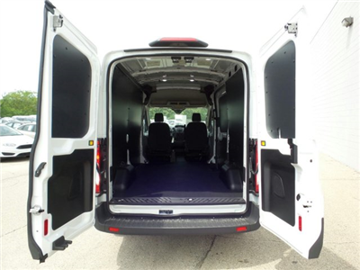 2018 Transit 250 Med Roof 4x2,  Empty Cargo Van #8TR031 - photo 2