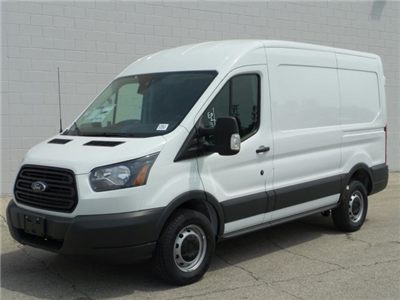 2018 Transit 250 Med Roof 4x2,  Empty Cargo Van #8TR031 - photo 1