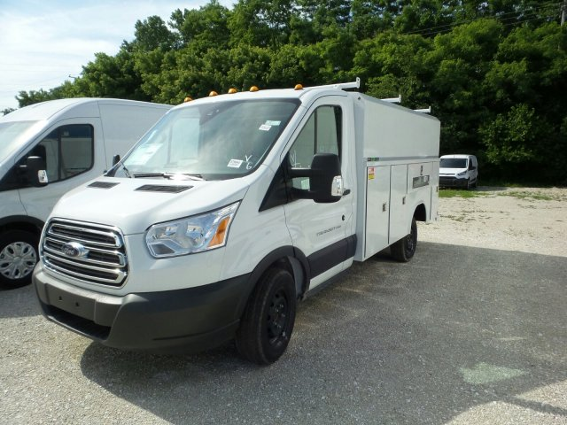 2018 Transit 250 4x2,  Reading Service Utility Van #8TR044 - photo 3