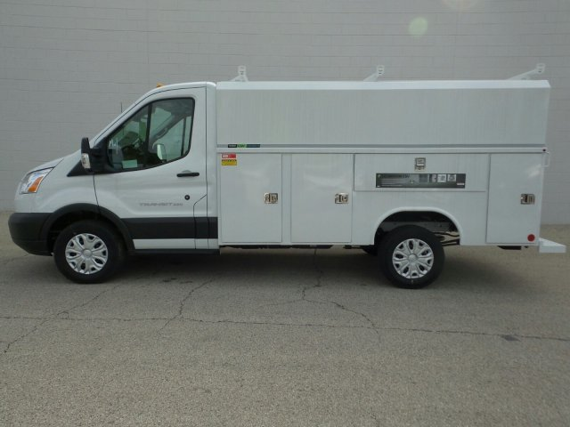 2018 Transit 250 4x2,  Reading Service Utility Van #8TR069 - photo 3