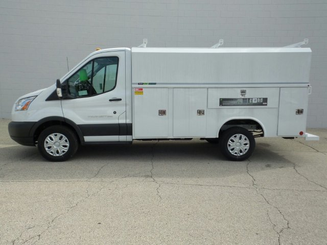 2018 Transit 250 4x2,  Reading Service Utility Van #8TR070 - photo 4