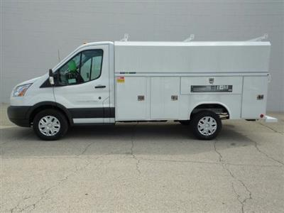 2018 Transit 250 4x2,  Reading Aluminum CSV Service Utility Van #8TR070 - photo 4