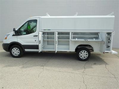 2018 Transit 250 4x2,  Reading Aluminum CSV Service Utility Van #8TR070 - photo 5