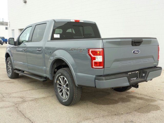 2019 F-150 SuperCrew Cab 4x4,  Pickup #9FP003 - photo 2