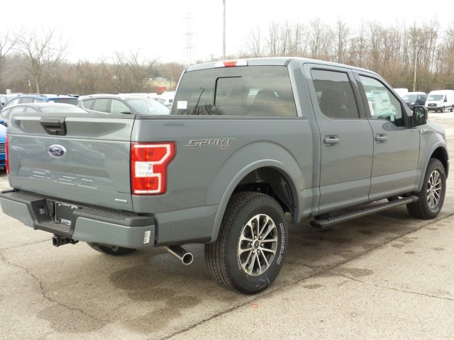 2019 F-150 SuperCrew Cab 4x4,  Pickup #9FP003 - photo 9