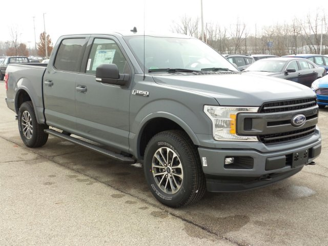 2019 F-150 SuperCrew Cab 4x4,  Pickup #9FP003 - photo 3