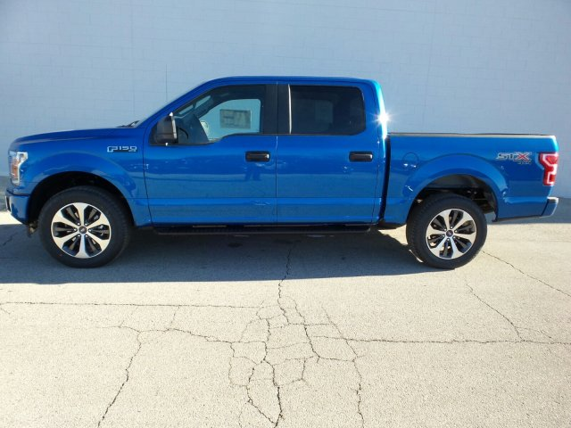 2019 F-150 SuperCrew Cab 4x4,  Pickup #9FP020 - photo 4