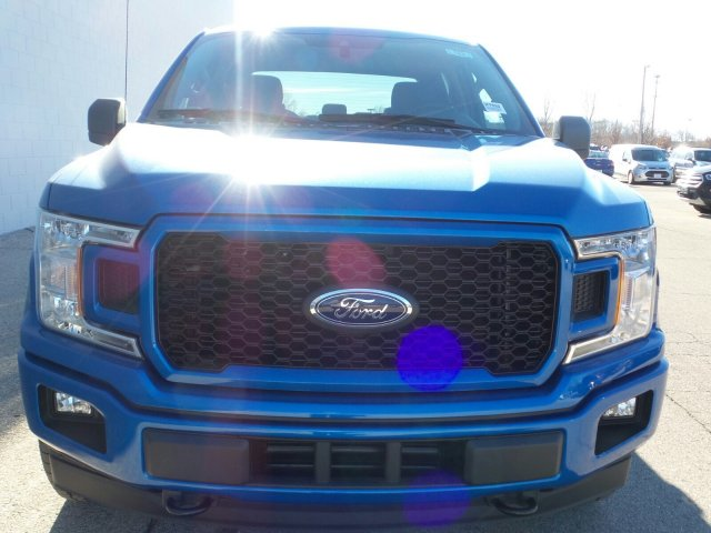2019 F-150 SuperCrew Cab 4x4,  Pickup #9FP020 - photo 5