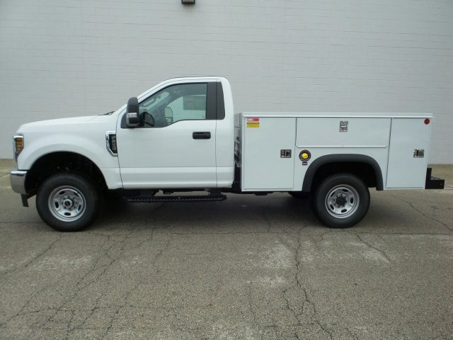 2019 F-250 Regular Cab 4x4,  Monroe Service Body #9FT008 - photo 4