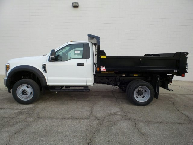 2019 F-550 Regular Cab DRW 4x4,  Monroe Dump Body #9FT029 - photo 3