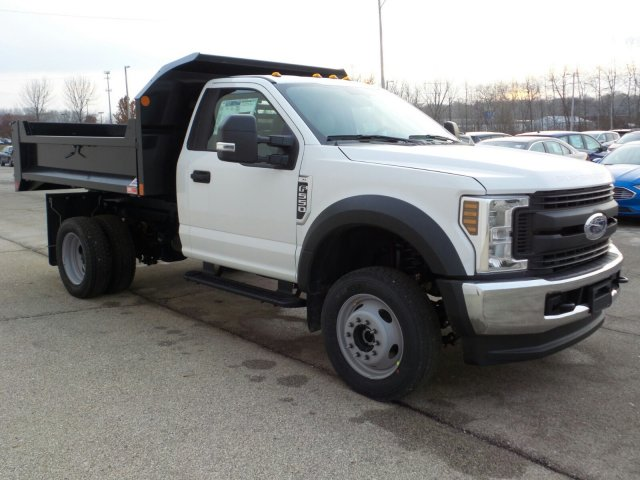 2019 F-550 Regular Cab DRW 4x4,  Monroe Dump Body #9FT029 - photo 5