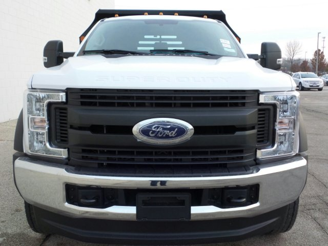 2019 F-550 Regular Cab DRW 4x4,  Monroe Dump Body #9FT029 - photo 6