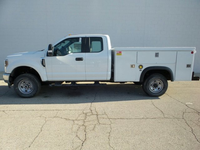 2019 F-250 Super Cab 4x4,  Monroe Service Body #9FT042 - photo 4