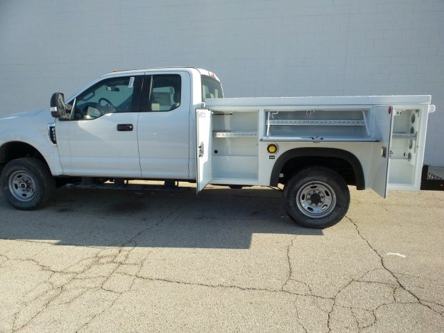 2019 F-250 Super Cab 4x4,  Monroe Service Body #9FT042 - photo 6