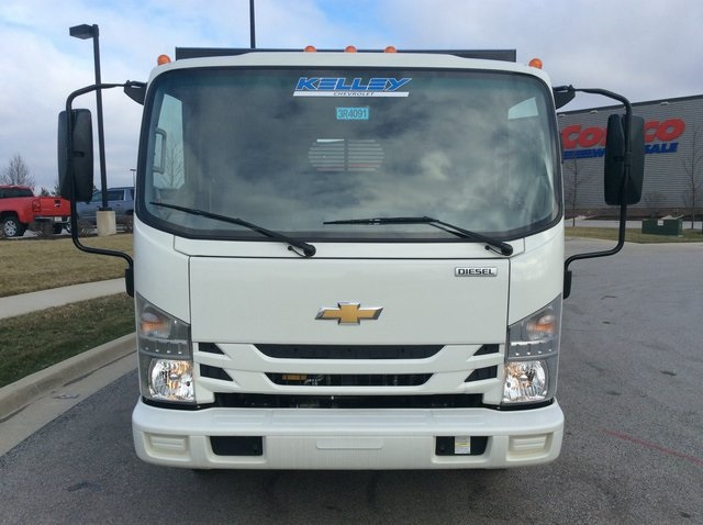 2017 LCF 5500HD Regular Cab 4x2,  Rugby Dump Body #3R4091 - photo 3