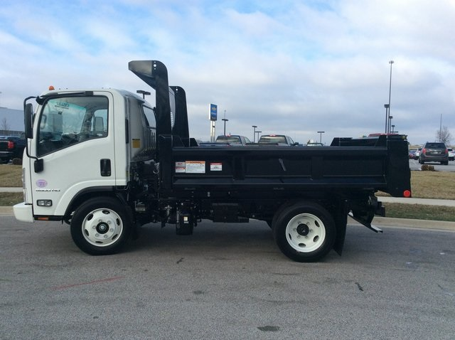 2017 LCF 5500HD Regular Cab 4x2,  Rugby Dump Body #3R4091 - photo 5
