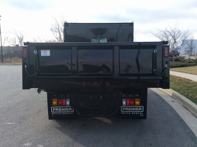 2017 LCF 5500HD Regular Cab 4x2,  Rugby Dump Body #3R4091 - photo 7