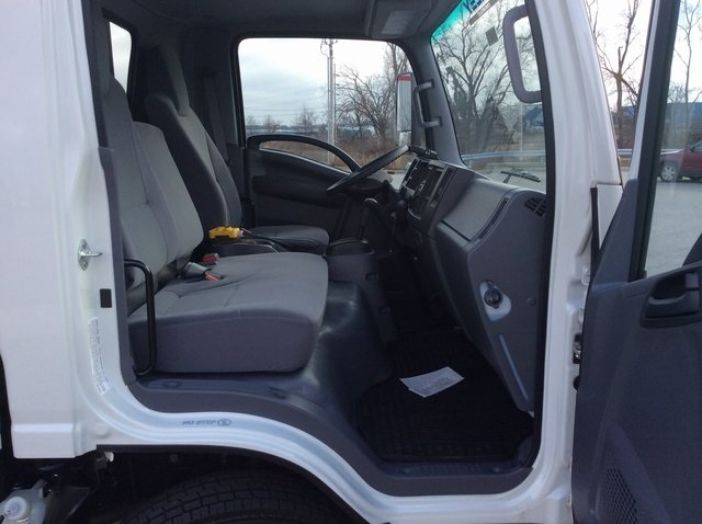 2017 LCF 5500HD Regular Cab 4x2,  Rugby Dump Body #3R4091 - photo 25