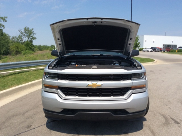 2018 Silverado 1500 Crew Cab 4x4,  Pickup #3S5121 - photo 55