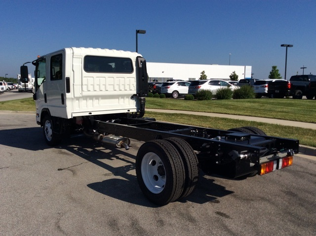 2018 LCF 4500 Crew Cab,  Cab Chassis #3S5624 - photo 8