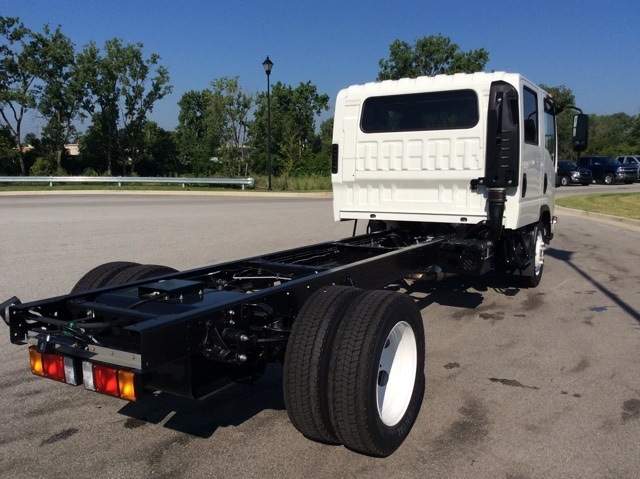 2018 LCF 4500 Crew Cab 4x2,  Cab Chassis #3S5624 - photo 1
