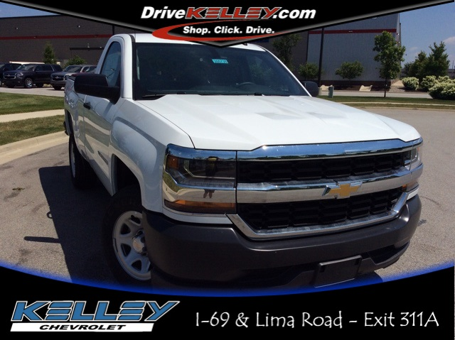 2018 Silverado 1500 Regular Cab 4x2,  Pickup #3S5735 - photo 1