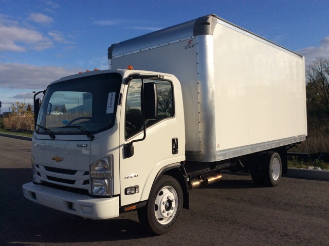 2018 LCF 4500 Regular Cab,  Supreme Signature Van Dry Freight #3S5923 - photo 4