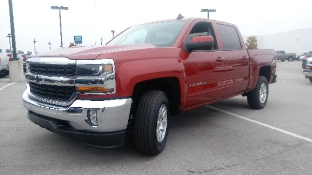 2018 Silverado 1500 Crew Cab 4x4,  Pickup #3S5979 - photo 1