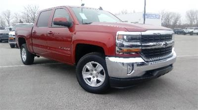 2018 Silverado 1500 Crew Cab 4x4,  Pickup #3S5979 - photo 3