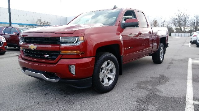 2019 Silverado 1500 Double Cab 4x4,  Pickup #3T4108 - photo 1