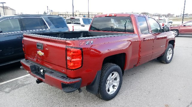 2019 Silverado 1500 Double Cab 4x4,  Pickup #3T4108 - photo 4