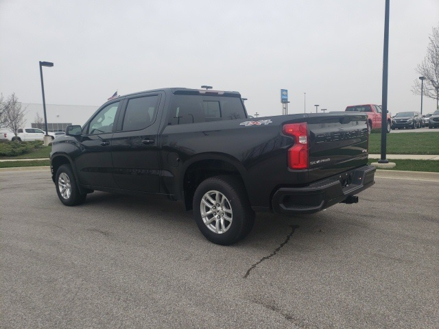 2019 Silverado 1500 Crew Cab 4x4,  Pickup #3T4131 - photo 4