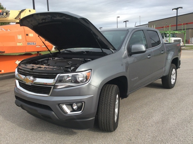 2019 Colorado Crew Cab 4x4,  Pickup #3T4192 - photo 46
