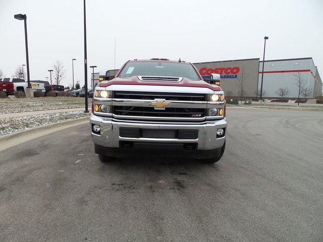 2019 Silverado 2500 Crew Cab 4x4,  Pickup #3T4544 - photo 3