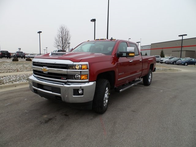 2019 Silverado 2500 Crew Cab 4x4,  Pickup #3T4544 - photo 4
