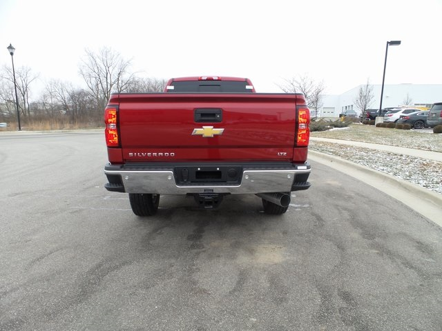 2019 Silverado 2500 Crew Cab 4x4,  Pickup #3T4544 - photo 6