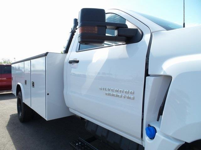 2019 Silverado 5500 Regular Cab DRW 4x2, Reading Classic II Steel Service Body #3T4812 - photo 29